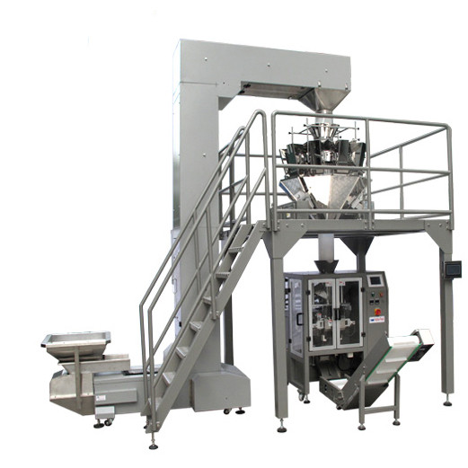 Fully Automatic Large Vertical Bagging Machines 5-50 bags/min