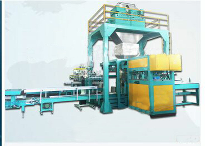 Fully Automatic Compost Fertilizer Bagger System  8000*3500*5500mm