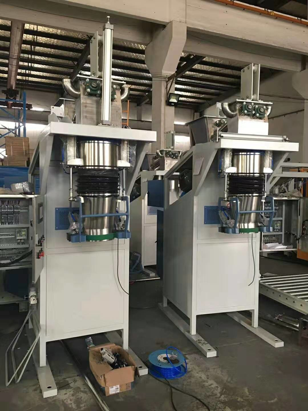 Augar Powder Packing Machine 120-150bags/hour ; Auto Bagging Machine for Powder